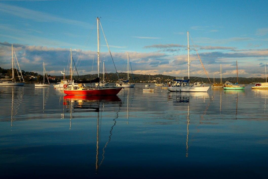 Lake Macquarie LoRaWAN IoT